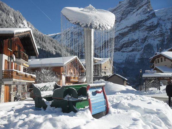 Winter location in the alps - Dome des Sonnailles VO